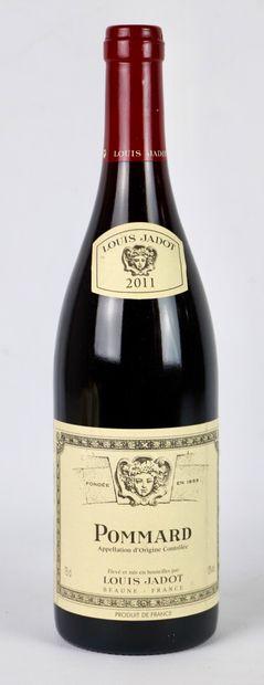 POMMARD.  Louis Jadot.  Millésime: 2011.  1 bouteille