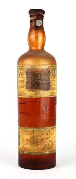LIQUEUR DU PERE KERMANN.  1 bouteille, b...