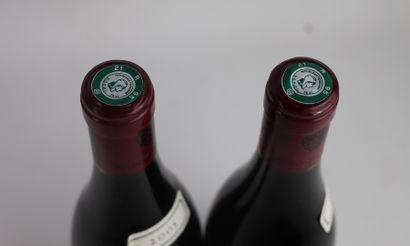 BEAUNE LES EPENOTTES, 1ER CRU.  PARENT.  Millésime : 2005.  2 bouteilles