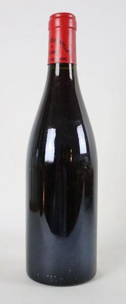 POMMARD 1er CRU LES RUGIENS.  De Montille.  Millésime : 2000.  1 bouteille