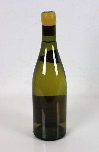 CHABLIS 1er CRU MONTEE DE TONNERRE.  Raveneau.  Millésime : 2000.  1 bouteille,...