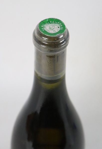 SILEX.  Didier Dagueneau.  Millésime : 2001.  1 bouteille