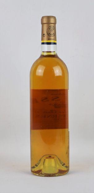 CHATEAU RIEUSSEC.  Millésime : 2002.  1 bouteille