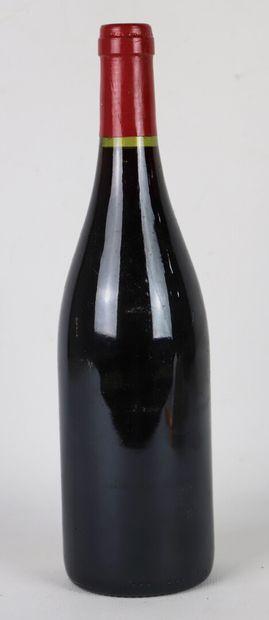 CHATEAU DES TOURS.  Millésime: 2007.  1 bouteille