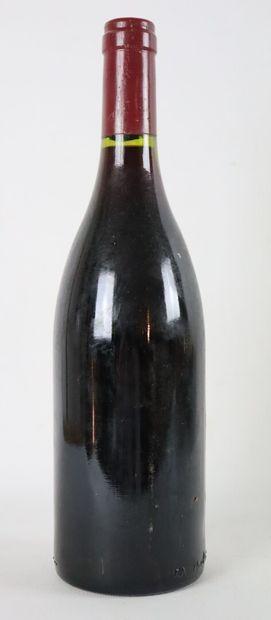 RICHEBOURG GRAND CRU.  LIGER-BELAIR.  Millésime : 1993.  1 bouteille