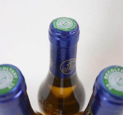 SAVAGNIN.  Vendange de novembre.  Jacques Tissot.  Millésime : 1996.  1 bouteille....