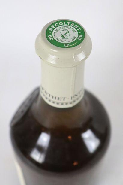 CHATEAU CHALON  Berthet-Bondet.  Millésime : 1999.  1 bouteille