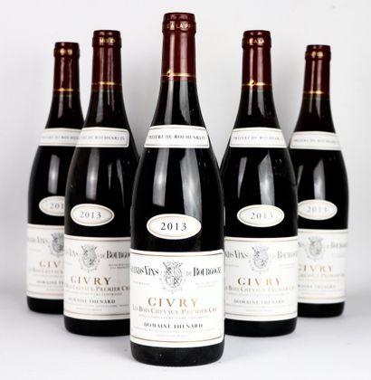 GIVRY 1er CRU LES BOIS CHEVAUX.  Domaine...
