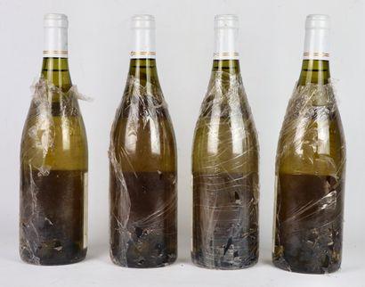 CORTON CHARLEMAGNE GRAND CRU.  Pierre André.  Millésime : 1994.  4 bouteilles