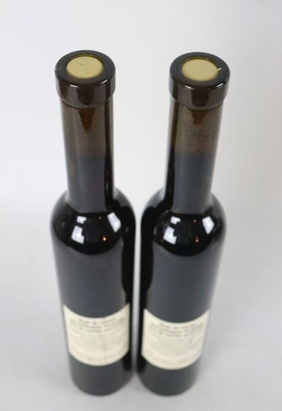 SPIRALE  Stéphane Tissot.  Millésime : 2002.  2 bouteilles