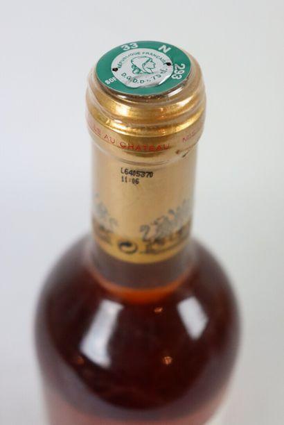 CHATEAU DE RAYNE-VIGNEAU.  Millésime : 1990.  1 bouteille