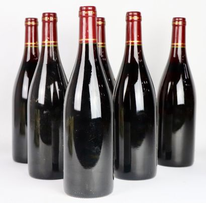 GIVRY 1er CRU LES BOIS CHEVAUX.  Domaine Thenard.  Millésime : 2013.  6 bouteil...