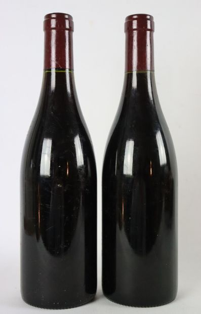 MAZOYERES-CHAMBERTIN GRAND CRU.  Henri Richard.  Millésime : 2003.  2 bouteille...