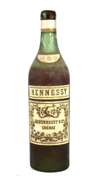 COGNAC HENNESSY.  1 bouteille