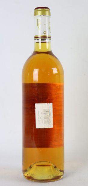 CHATEAU SIGALAS RABAUD.  Millésime : 1996.  1 bouteille