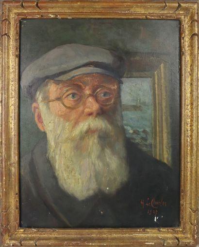 Henri LE CHARLES (actif au XXème siècle)....