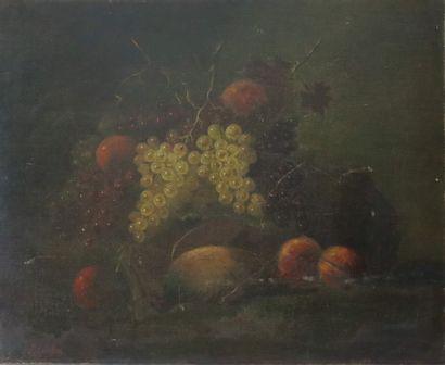 L. COMBES (actif au XIXème siècle).  Nature...