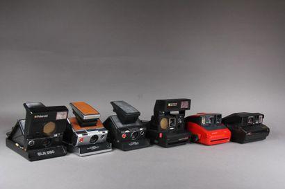 POLAROÏD - appareil photo Autofocus 660 -...