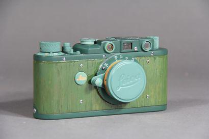 LEICA DRP Appareil photo modèle II D Eigentum...