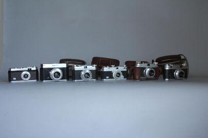 FOCA 6 appareils photos : modèle 1 étoile...