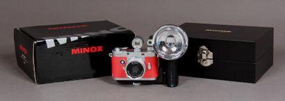MINOX - Mini appareil photo obj. Minoctar...