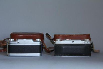 TDC 2 appareils photos stereoscopics modèles stéréo Vivid et steréo colorist obj....