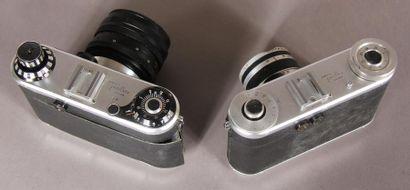 CORFIELD PERIFLEX - Appareil photo modèle Periflex 2 obj. Lumax 1:1,9/45 (usure,...
