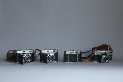 KODAK appareil photo modèle Retina II c,...