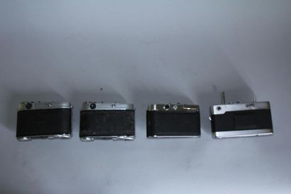 KODAK appareil photo modèle Retina II c, obj.Compur Retina-Xenon C f : 2,8 / 50,...