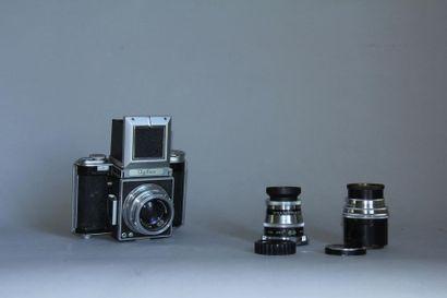 AGIFLEX appareil photo avec obj. Agilux Anastigmat...