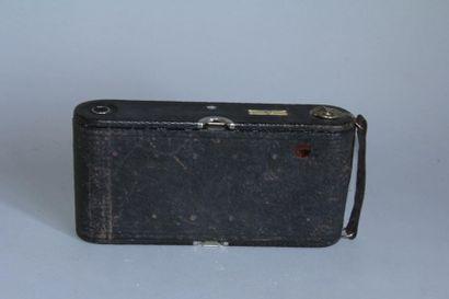 KODAK Appareil photo à soufflet N° 3 - A folding pocket model B-5, plaque: the LONDON...
