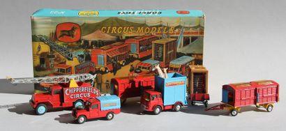CORGY TOYS Circus model dans sa boite