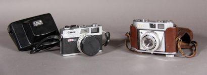 *Deux appareils photos : -KODAK Rétinete...
