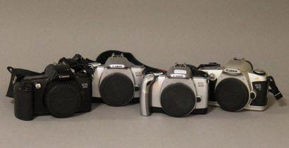CANON - boitier d'appareil photo EOS 500...