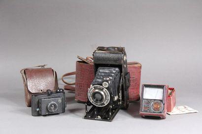WIRGIN - CLIC Deux appareils photos dans...