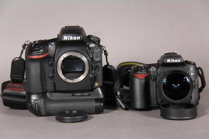 NIKON - Boitier d'appareil photo D810 avec...