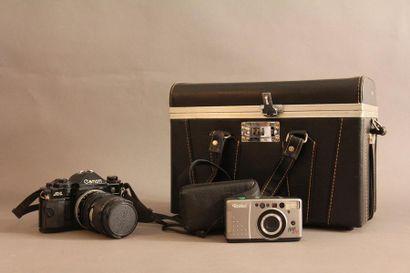 CANON Appareil photo modèle A-1 avec objectif...