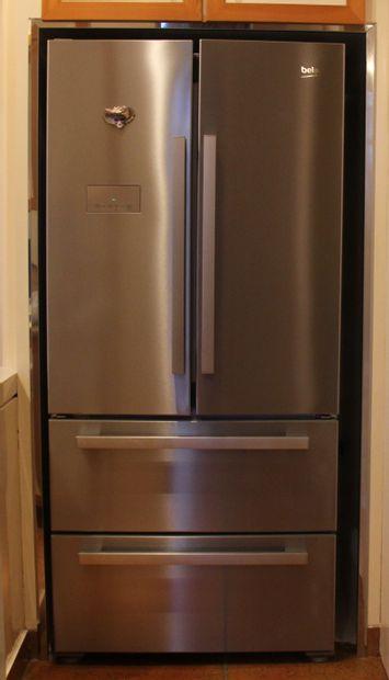 BEKO  Réfrigérateur-congélateur à doubles...
