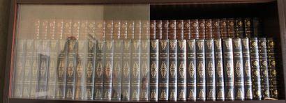 Livres reliés et brochés modernes