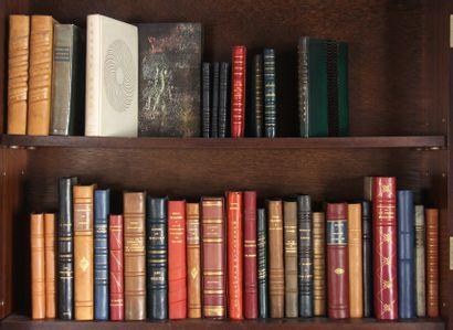 *Livres XIXème s.reliure réalisées par Michele...