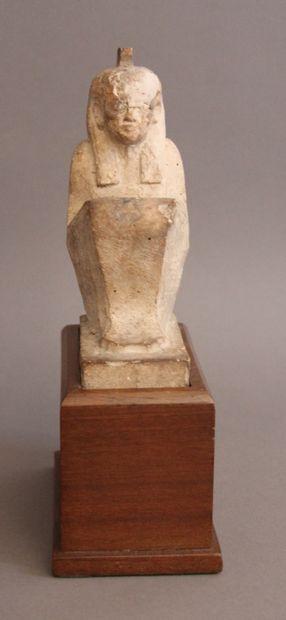 Statuette de la déesse Maat sous sa forme...