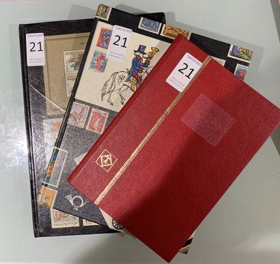 3 albums : Vénézuela: timbres choisis et...