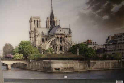 ATELIER CONTEMPORAIN éd.  Lumineuse Notre-Dame...