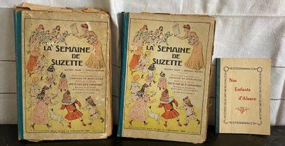 Lot de volumes pour enfants :  - Le roman...