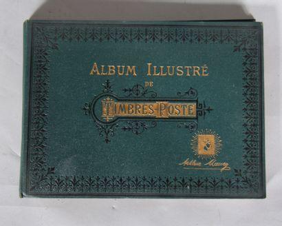 Un album de timbres