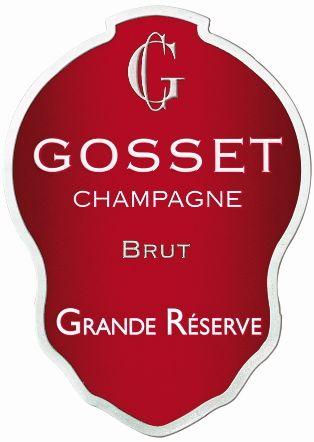 3 bouteilles CHAMPAGNE , Gosset ,(1 Grande Réserve, 1 12 ans d'âge, 1 Celebris ...