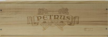 1 magnum PETRUS, Pomerol 2006 cb