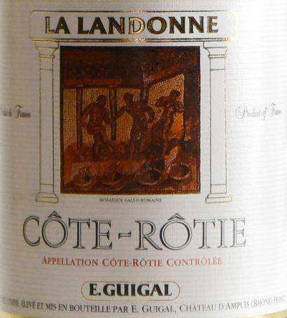 """1 bouteille, CÔTE-RÔTIE, """"La Landonne"""", GUIGAL ,2013"""