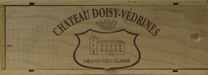 1 magnum Château DOISY VÉDRINES, 2° cru...