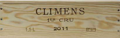 1 magnum Château CLIMENS, 1° cru Barsac...